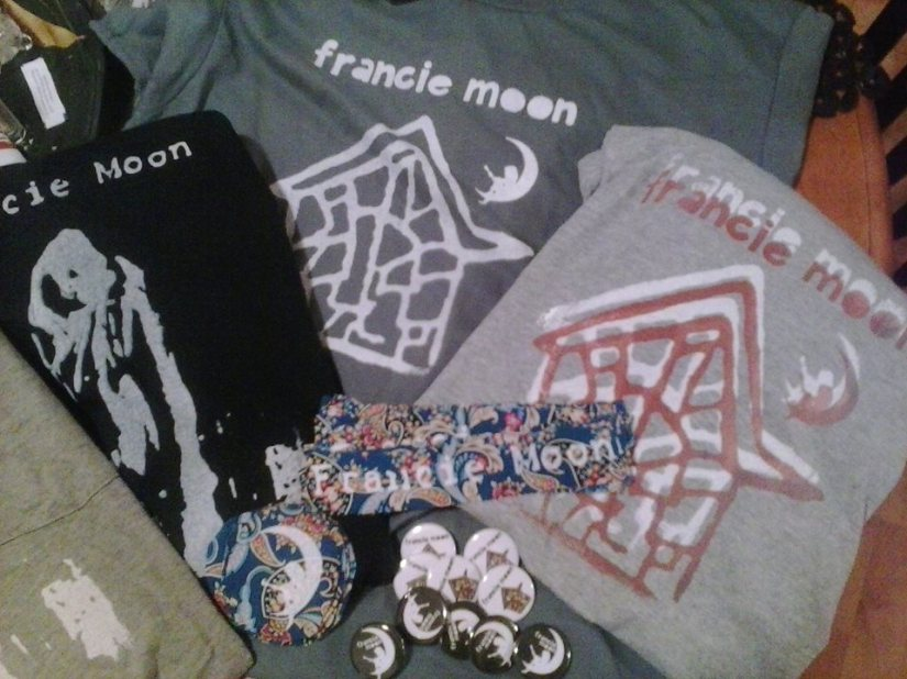 Francie Moon Merch